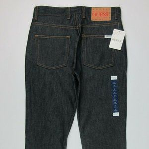 GUESS Los Angeles Womens 27 Mid-Rise Cotton Jeans